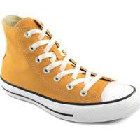 790357a468f1f ... Tênis Chuck Taylor All Star Cano Alto - Feminino-Amarelo