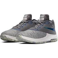 Tênis Nike Air Max Infuriate Iii Low Masculino - Masculino-Prata