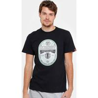 Camiseta Element Pats Day Masculina - Masculino-Preto
