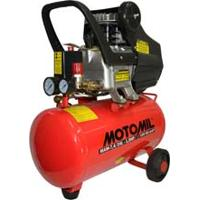 Motocompressor Man 7,4/24L -1,5Hp 120Lbs Mono. 127V 31160.9 - Motomil