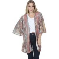Kimono Javali Jaguar Gloss Colorido