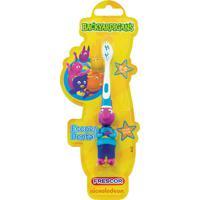 Escova Dental Infantil Ultra Plus 3D Backyardigans Austin Ref:El-20