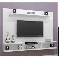 Painel Para Tv 65 Polegadas Itaparica Branco 182 Cm