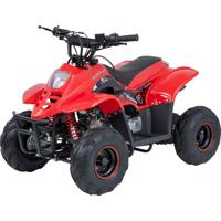 Mini Quadriciclo Bk-Atv504 50Cc Vermelho Bull Motors