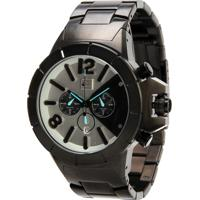 Netshoes  Relógio Quiksilver Kaspian Metal - Masculino 5ab4f9749b
