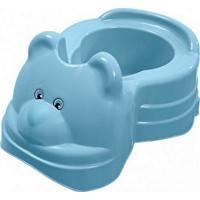 Troninho Infantil Azul Tutti Baby