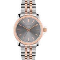 Relógio Vivara Feminino Aço Prateado E Rosé - Ds14159R0B-1