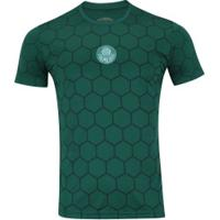 Camiseta Do Palmeiras Sublimada Meltex - Masculina - Verde
