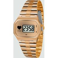 Relógio Feminino Digital Lince Sdr4480L Brrx