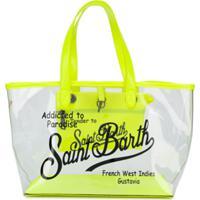 Mc2 Saint Barth Kids Bolsa De Praia Com Estampa De Logo - Neutro