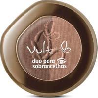 Sombra Para Sobrancelhas Vult Duo 2,5G