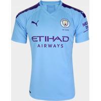 Camisa Puma Manchester City Home Masculina