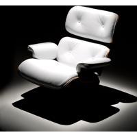 Poltrona Charles Eames Base Alumínio Polido Pintura Preta Studio Mais Design By Charles E Ray Eames