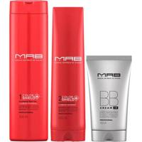 Mab Color Shield + Bb Cream Kit - Shampoo + Condicionador Leave-In Bb Cream Kit - Unissex