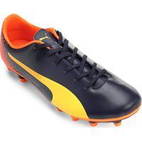 Netshoes  Chuteira Campo Puma Evospeed 17.5 Tricks Fg - Unissex 32a0620732410