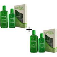 Kit Com 2 Hair Sink Fresh Tratamento Antiqueda De Cabelos Hairsink