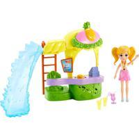 Polly Pocket Quiosque Parque Dos Abacaxis - Mattel - Kanui