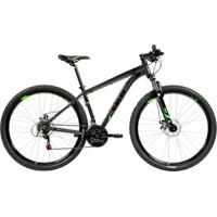 Bicicleta Mtb Caloi 29 Aro 29 Cinza
