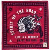Bandana Journey 300393-Vermelho-Único