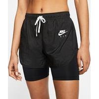 Short Nike Air 2 Em 1 Feminino - Feminino