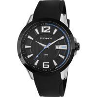 Relógio Analógico Technos Masculino - 2115Knw8P Preto