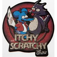 Porta Copos - Itchy And Scratchy