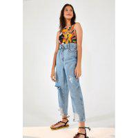 Calca Clochard Regulavel Refam Jeans