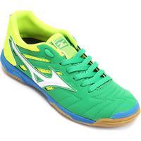 Netshoes  Chuteira Futsal Mizuno Sala Classic 2 In - Unissex d1c762bb1b23a