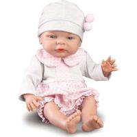 Boneca Bebê - Roma Babies - Hora Da Vacina - Roma Jensen