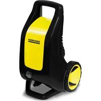 Lavadora De Alta Pressão 1500W 220V K2500 Preta E Amarela