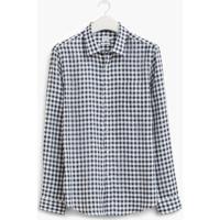 Camisa Linho Composta Ml Richards
