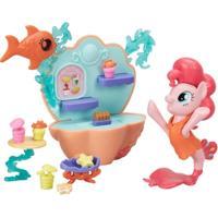 Mini Figura Com Cenário - My Little Pony - Café No Fundo-Do-Mar - Hasbro - Feminino