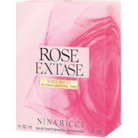 Perfume Feminino Nina Ricci Rose Extase Eau De Toilette 30Ml Único
