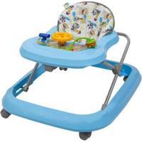 Andador Para Bebê Com Bandeja De Brinquedos - Unissex-Incolor