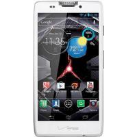 "Smartphone Motorola Razr Xt925 Branco - 8Mp - 16Gb - Desbloqueado - Tela 4.7"" - Android 4.0"