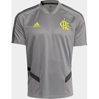 Camisa Flamengo Adidas Treino Masculina - Masculino