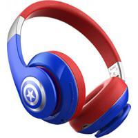 Fone De Ouvido Bluetooth Vingadores Guerra Infinita - Capitão América