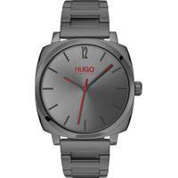 Relógio Hugo Boss Masculino Aço Cinza - 1530097