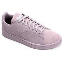 Tênis Adidas Advantage Feminino - Feminino-Lilás