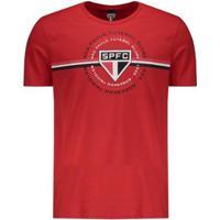 Camiseta São Paulo Number One Masculina - Masculino