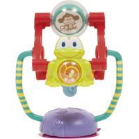 Brinquedo Roda Gigante De Atividades Com Ventosa- Vermelbuba