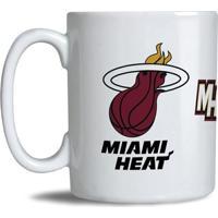 Caneca Nba Miami Heat - Unissex