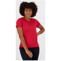 Camiseta Fila Match Ii Feminina Vermelha