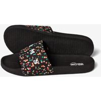 Chinelo Slide Dots 600054