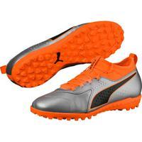 0c2fd50b59 Netshoes  Chuteira Society Puma One 3 Lth Bdp - Unissex