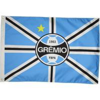 Bandeira Grêmio Tradicional 1 1/2 Panos