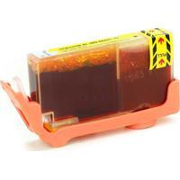 Cartucho Para Hp 564Xl Alto Rendimento Amarelo Compatível 15Ml