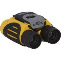 Binóculo Flutuante Vivitar Viv-Av825 Aquaseries Com Zoom De 8X E Lente De 25Mm Amarelo