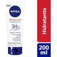 Hidratante Nivea Derma Care 3+ 200Ml