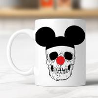 Caneca Mouse Skull